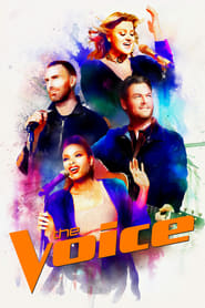 Seriencover von The Voice