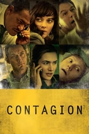 Poster for Contagion
