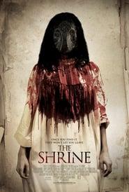 Poster The Shrine 2010