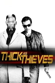 Poster Thick as Thieves 2009