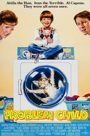 Poster for Problem Child