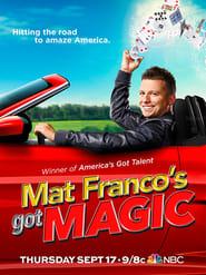 Mat Franco's Got Magic 2015