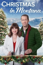 Christmas in Montana poster