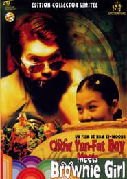 Chow Yun-Fat Boy Meets Brownie Girl