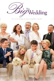 Poster for The Big Wedding