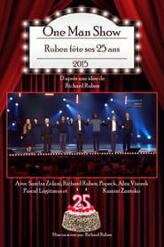 Ruben fête ses 25 ans 2015