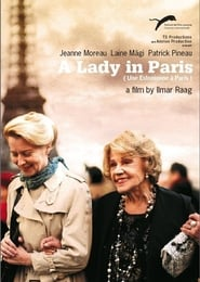 Poster del film A Lady in Paris