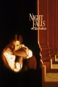 Night Falls on Manhattan poster