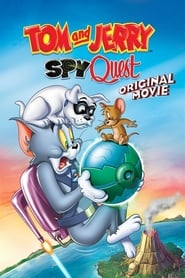 Tom and Jerry: Spy Quest 2015 Dual Audio [Hindi-English]
