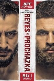 Poster UFC on ESPN 23: Reyes vs. Prochazka 2021