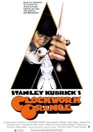 A Clockwork Orange 1971 Poster