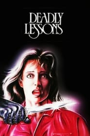 Poster Deadly Lessons 1983