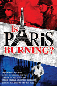 Poster Is Paris Burning? 1966