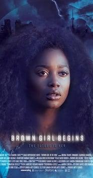 Poster Brown Girl Begins