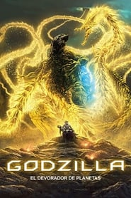 Godzilla: The Planet Eater HD 720p, español latino, 2018