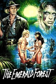 Poster The Emerald Forest 1985