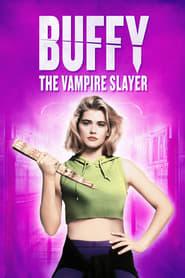 Poster Buffy the Vampire Slayer 1992