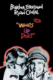 Poster What's Up, Doc? 1972