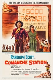 La Prisonnière des Comanches