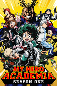 My Hero Academia - Season 2 Episode 20 : Listen Up!! A Tale from the Past Season 1