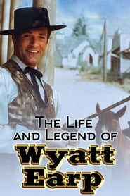 Poster The Life and Legend of Wyatt Earp 1961