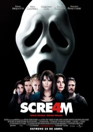 Scream 4 en cartelera