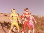 Power Rangers 6x6