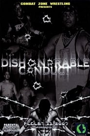 CZW Dishonorable Conduct