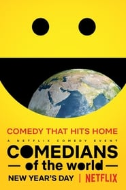 Poster COMEDIANS of the world 2019