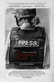 A Private War [2018][Mega][Subtitulado][1 Link][1080p]