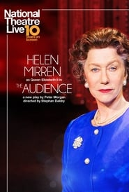 Poster National Theatre Live: The Audience 2013