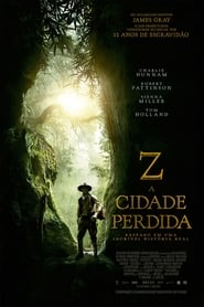 Download Z: A Cidade Perdida Torrent