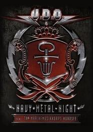 U.D.O. – Navy Metal Night