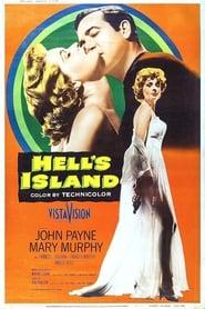 'Hell's Island (1955)