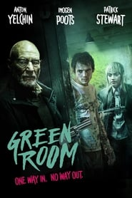 Green Room [2015]