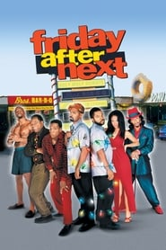 Poster Friday After Next 2002