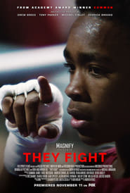They Fight Poster