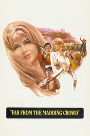 Poster Far from the Madding Crowd 1967