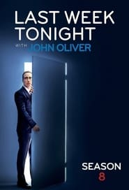 Last Week Tonight with John Oliver - Season 8 poster