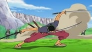 One Piece Season 13 Episode 429 : A Special Presentation Related to the Movie! The Battle Is On! Luffy vs. Largo