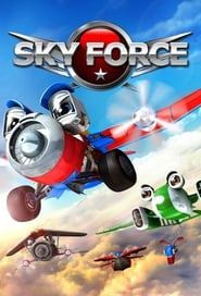 Poster Sky Force 3D 2012