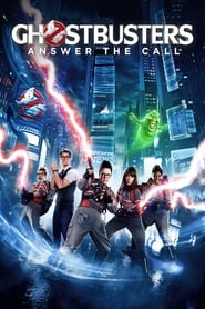 Poster for Ghostbusters