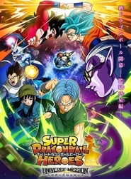 Super Dragon Ball Heroes - Season 1 Episode 1 : Goku vs. Goku! A Transcendent Battle Begins on the Prison Planet!