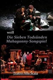 Die Sieben Todsünden  /  Mahagonny-Songspiel - Teatro Alla Scala 2021