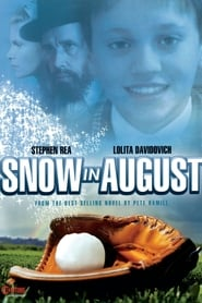 Snow in August (2001) Online Cały Film Zalukaj Cda