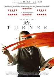 Poster Mr. Turner 2014