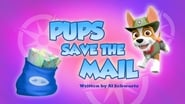Pups Save the Mail