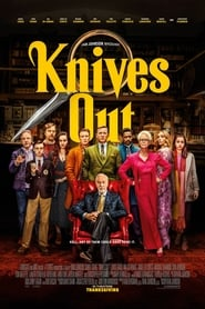 Poster Knives Out 2019