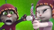 Talking Tom and Friends Season 4 Episode 23 : Chocolate Battle