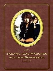 Gucke Saxana - Das Mädchen auf dem Besenstiel